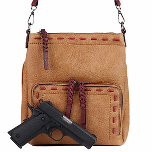 Concealed Carry Purse Handbag, Lorelei B