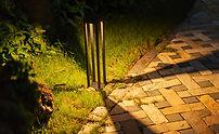 Aluminum Square Outdoor Gardern Accent P