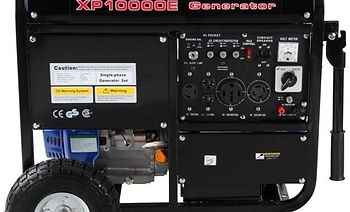DuroMax 10000 Watt 18hp Portable Gas Ele