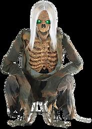 Crouching Bones