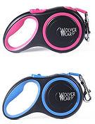 WolverWear Retractable Dog Leash. 16' fo