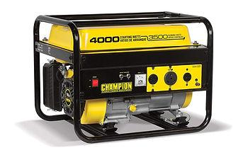 Champion 3500-Watt RV Ready Portable Gen