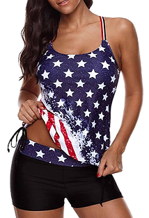 AmericanFlagTwoPieces