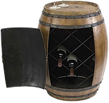 IMAX Napa Barrel Table