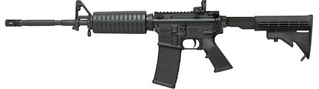 Colt M4 .223 Remington Semiautomatic Law