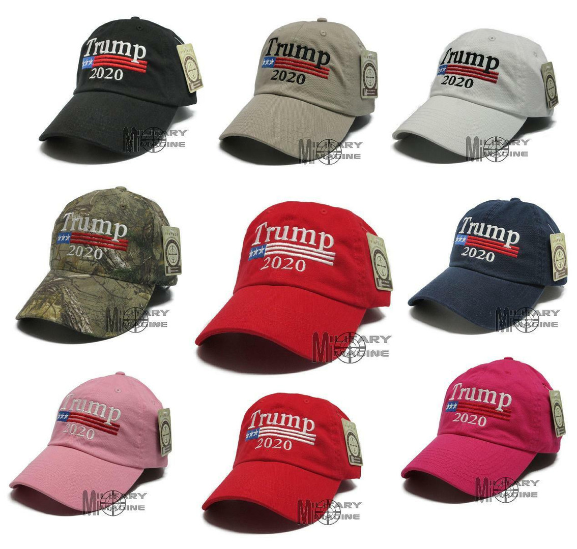 Trump 2020 Keep America Great Maga hat P
