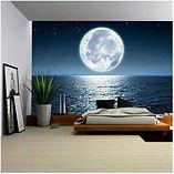 Full Moon Rising Over The Ocean.jpg