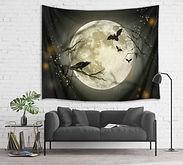 Night Black Bat Crow Taspestry.jpg