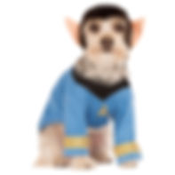 Spock Pet Costume Pet Star Trek Hallowee