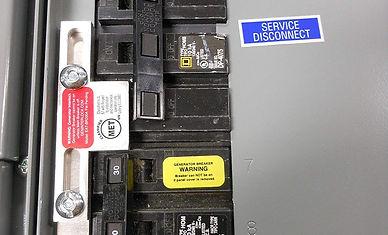 SD-200SA Square D Generator Interlock Ki