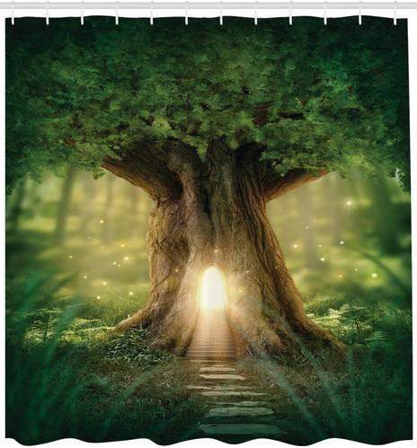 Tree Shower Curtain, Tree of Life.jpg