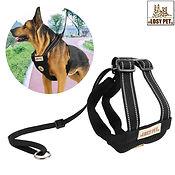 No Pull Adjustable Dog Vest Harness &Lea