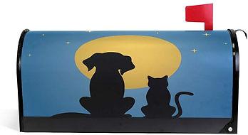 Cat Dog Moon Mailbox.jpg
