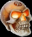 Skull LED Light Eyes