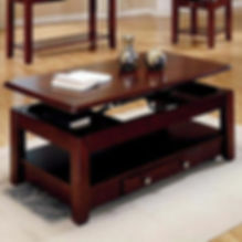 Lift Top Storage Cocktail Coffee Table C