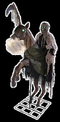 Reaper's Ride prop