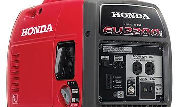 Honda EU2200i 2200-Watt 120-Volt Super Q