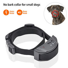 Anti Barking E-Collar No Bark Dog Traini