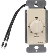 In-Wall 60 Minute Spring Wound Timer,.jp
