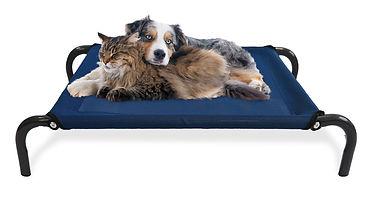 FurHaven Elevated Dog Cot Pet Bed Hammoc