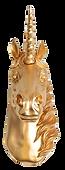 The Mini Binx in Gold