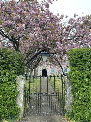 Holcombe Burnell Church