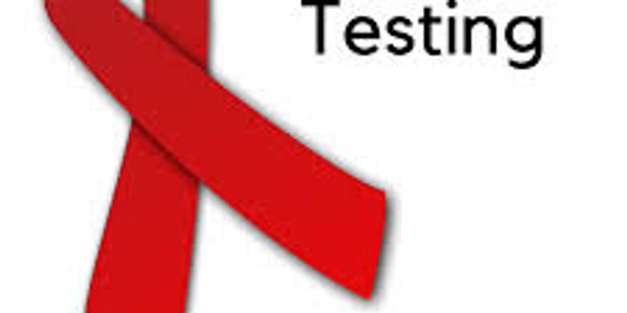 HIV Testing - April