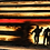 """Thumbnail: Customized Firefighter Flag with Red Fire Ax  36"""""""