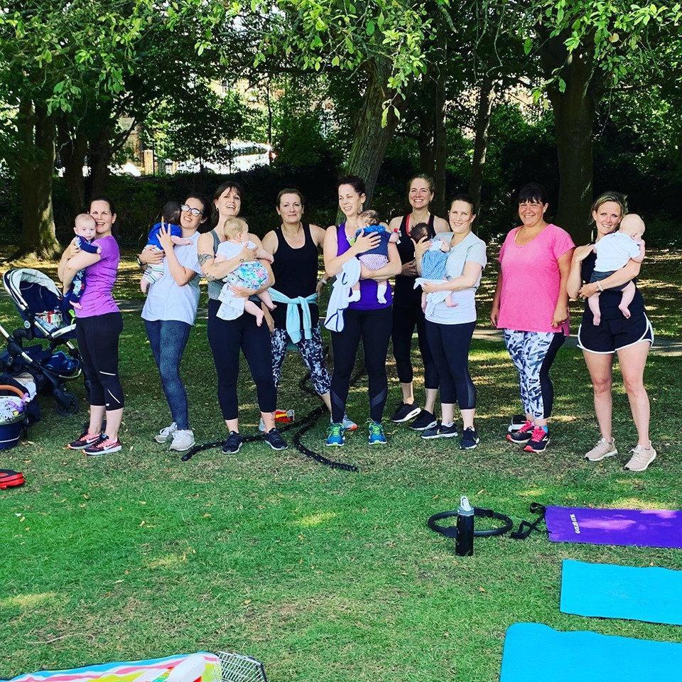 Mummy Fitness St Albans