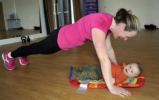 postnatal personal training