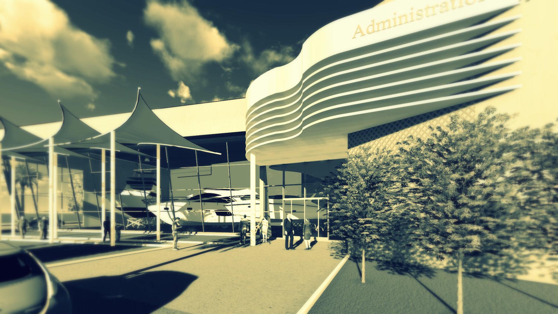 Meridian Marina Yacht Club