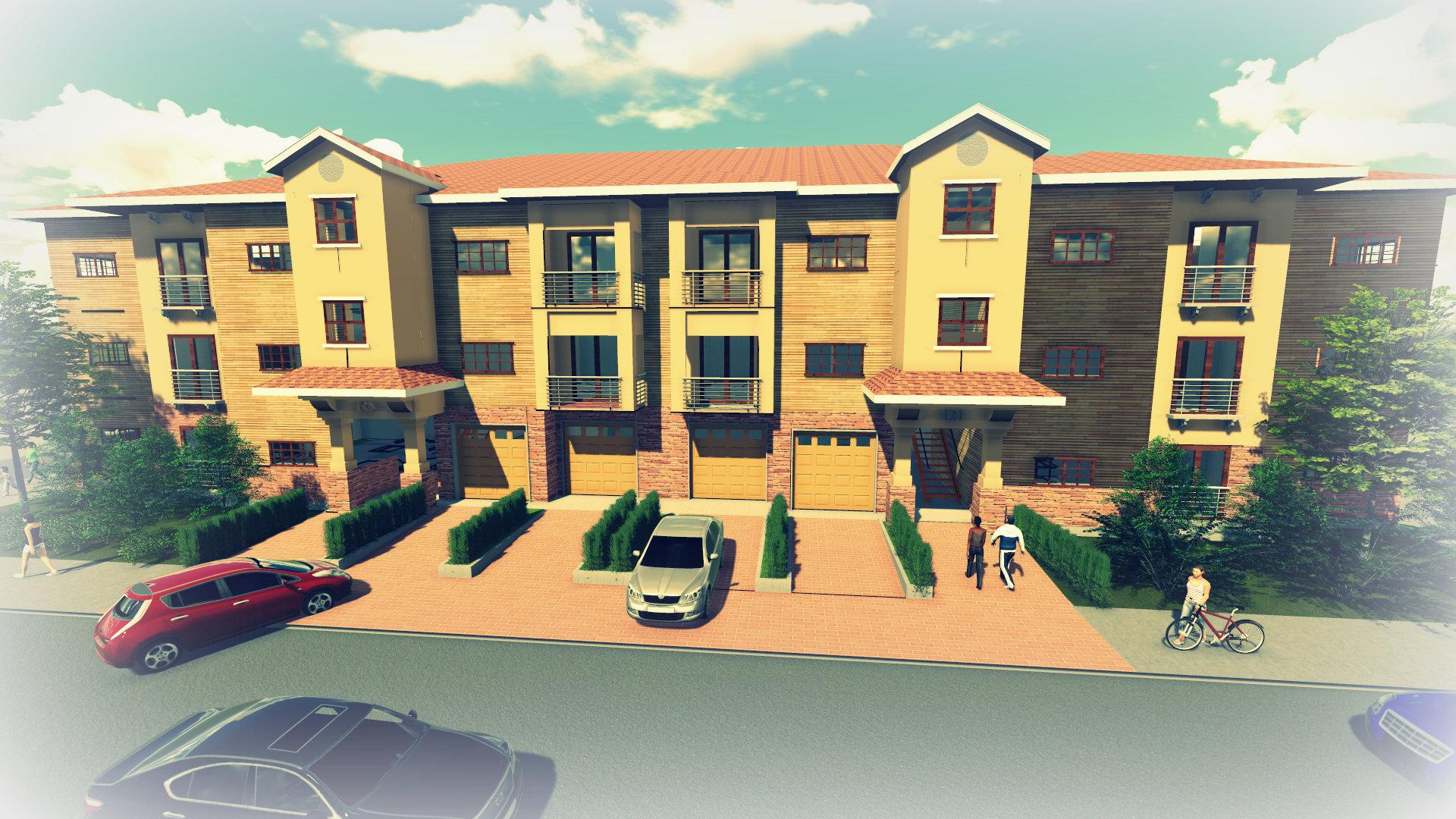 Crosstown II Apartments