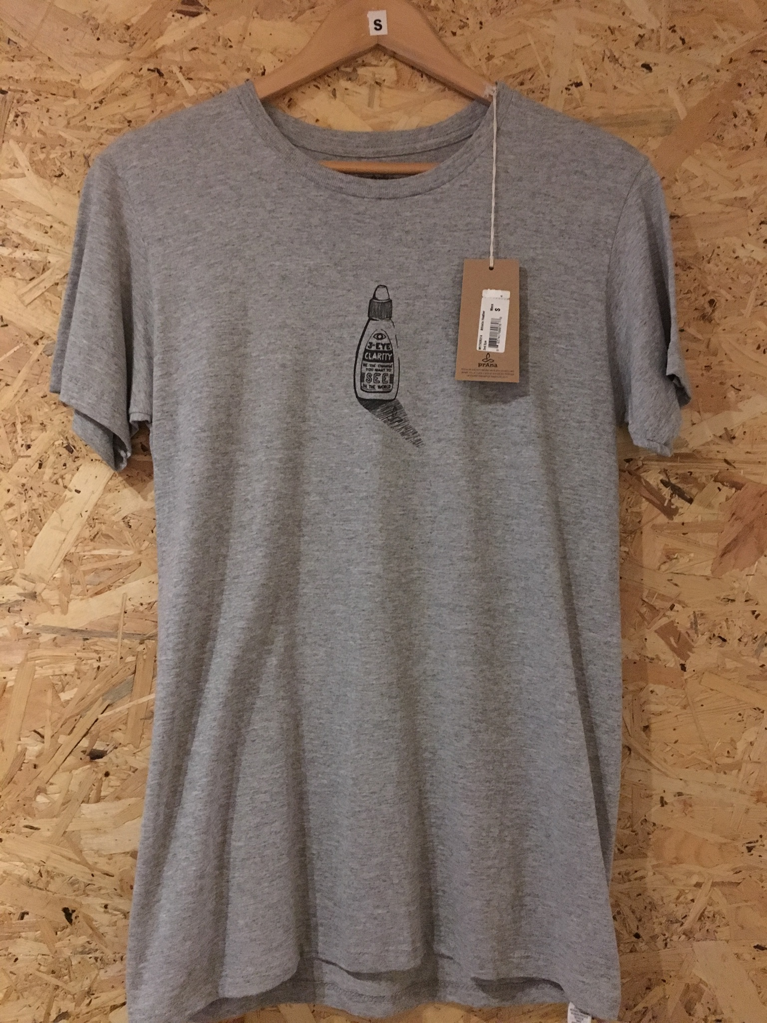 Prana 3RD Eye T-Shirt !15