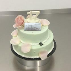 Gâteau Anniversaire Personnalisé