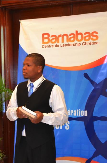 Barnabas Christian Leadership Center