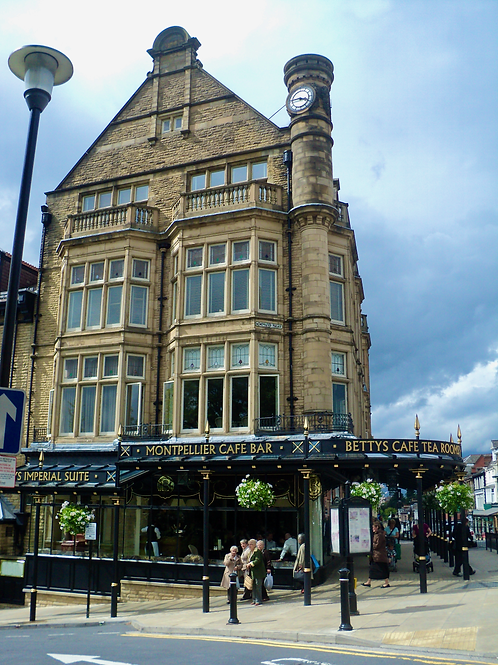 Betty's Tea Room England
