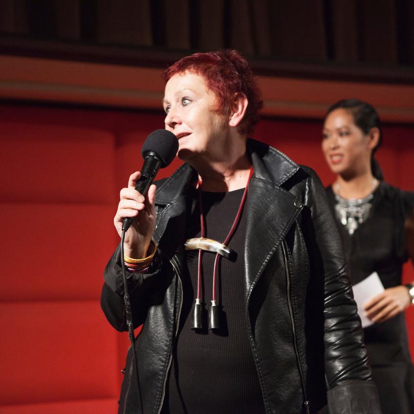 Andrea Hallal-Wögerer, Miriam Hie