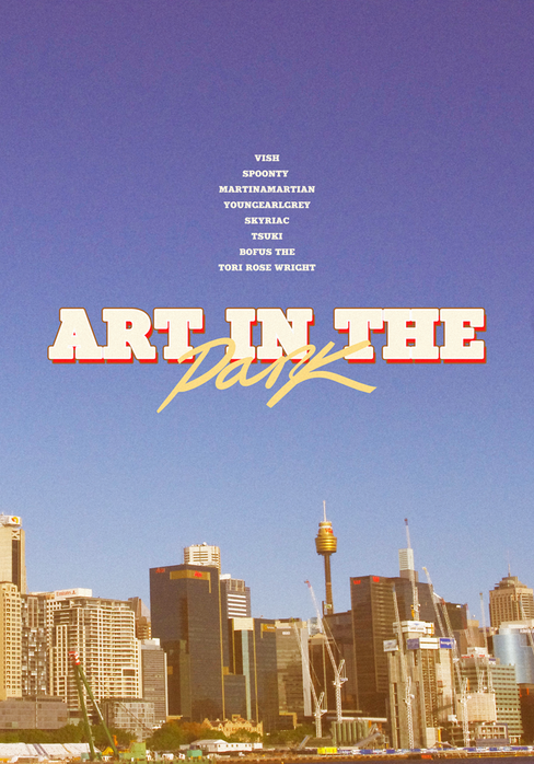 Art in The Park Poster (2015)
