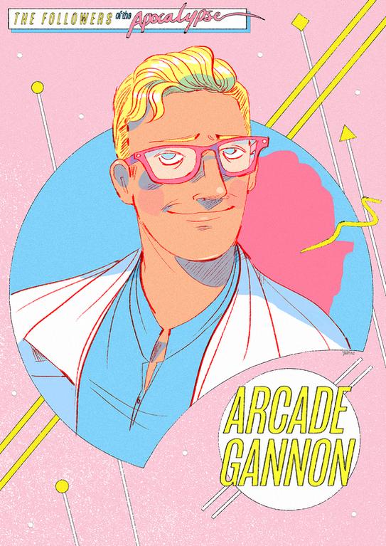 Arcade Gannon - Most Elligible Bachelors (2021)