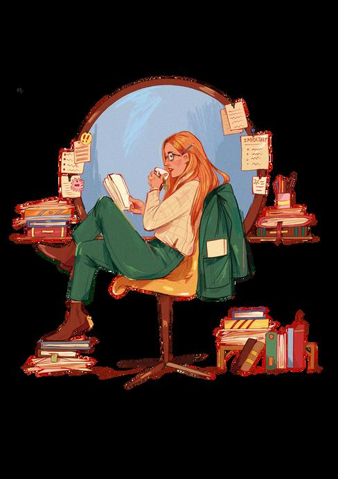Illustration for Bri Lee