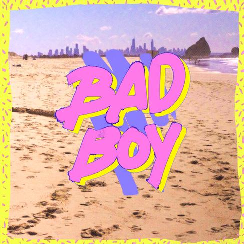 "Riton + Kah-Lo ""Bad Boy"" (single cover)"