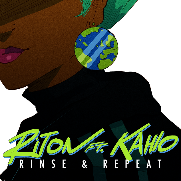 Rinse and Repeat - Riton and Kah-Lo (2016)
