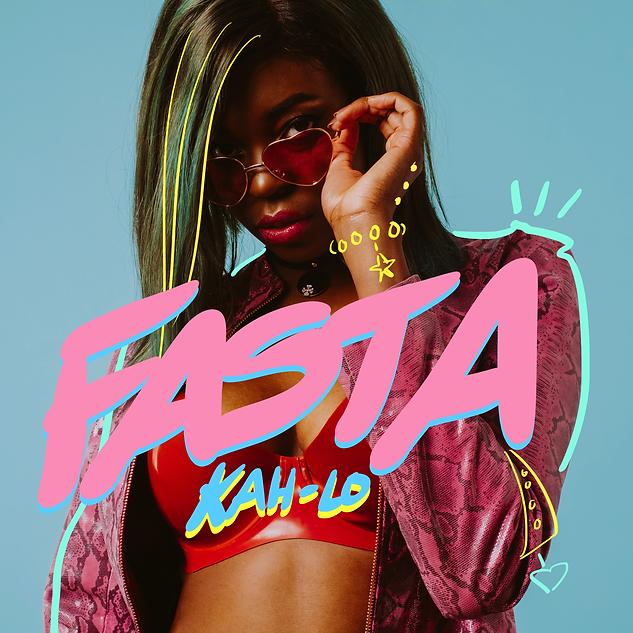 Fasta single - Riton and Kah-Lo (2018)