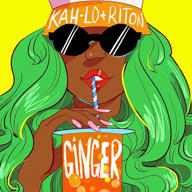 Ginger single - Riton and Kah-Lo (2018)