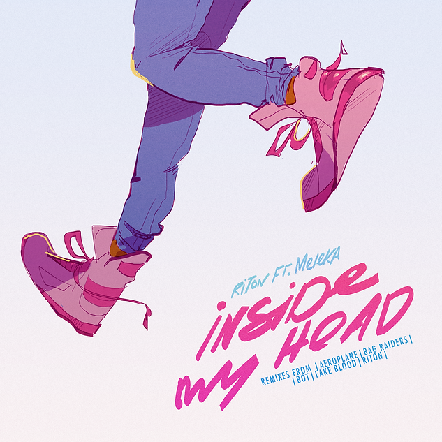 Inside my Head - Riton (2014)