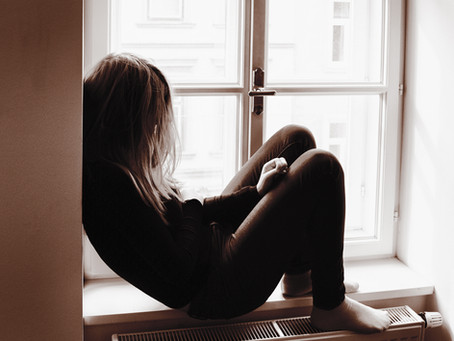 Depression and the harsh and hurtful things we say to ourselves