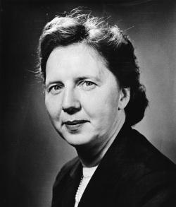 Gladys Anderson Emerson, 1950s