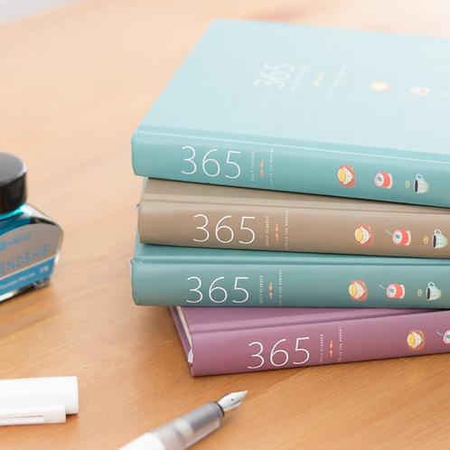 365 Notebook Planner