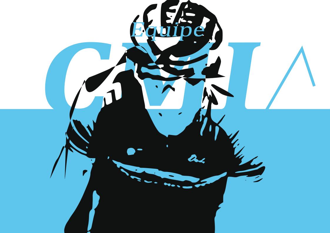 CMI Riders single head background