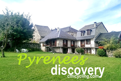 Pyrenees Discovery (May - Sep)